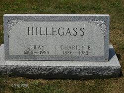 Charity May <I>Blackburn</I> Hillegass