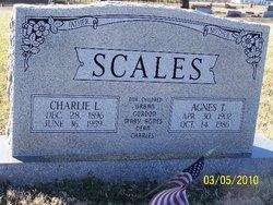 "Charlie Lavender ""Dooch"" Scales"