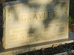 Cora Belle <I>Hovis</I> Gravitt