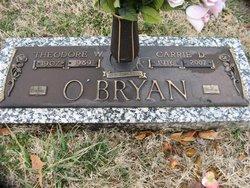 Theodore W O'Bryan