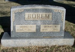 Harry Wilford Borem