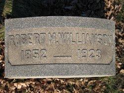 Robert M Williamson