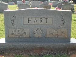 Mona Odell <I>Bozarth</I> Hart