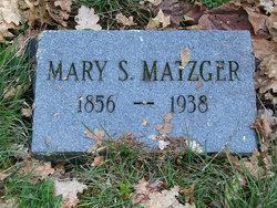 Mary S <I>Rankin</I> Matzger
