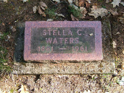 Stella Caroline <I>Wilkinson</I> Waters