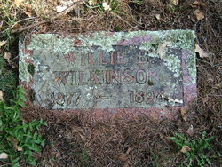 """William B. """"Willie"""" Wilkinson"""