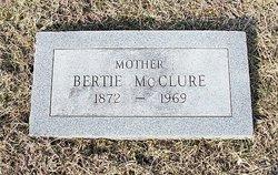 Bertie McClure
