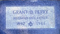 Grant Oliver Perry