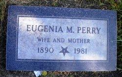 Eugenia M. <I>Chinburg</I> Perry