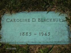 Caroline Deborah Blackburn