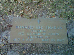 PFC Ronald Lee Sharar