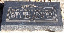 Ruby Bell Stafford