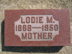 Lodie Maria <I>Moore</I> Russell