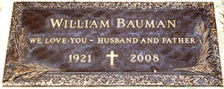 William Franklin Bauman