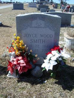 Joyce <I>Wood</I> Smith