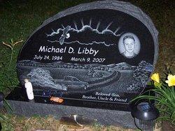 Michael David Libby