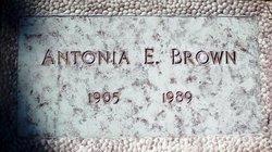 Antonia E. Brown