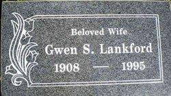 Gwen S. Lankford