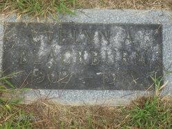 Evelyn A. Blackburn