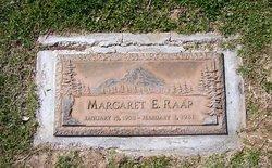 Margaret E. Raap