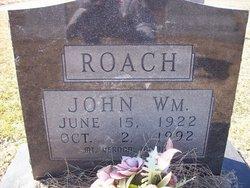 John Wm Roach