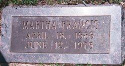 Martha Francis