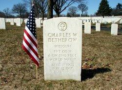 Charles Wesley Detherow