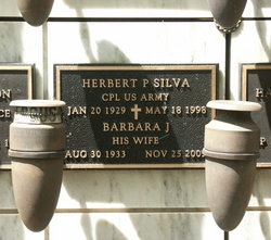 """Herbert Paul """"Buddy"""" Silva"""
