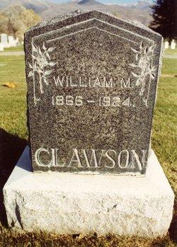 William Manhard Clawson