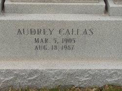 Audrey T Callas