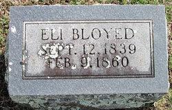 Eli Bloyed