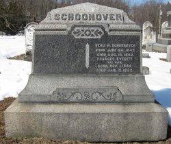 Frances <I>Everitt</I> Schoonover