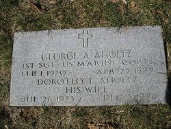 George Allen Aholtz