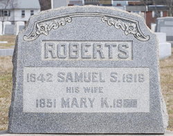 Samuel S Roberts