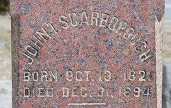 John T Scarborough