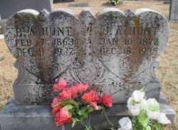 Betty Anne <I>Lindsey</I> Hunt