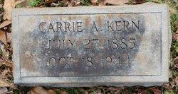 Mrs Carrie Adeline <I>Rose</I> Kern
