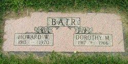 Dorothy Marilyn <I>Hofstetter</I> Bair
