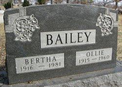 Ollie Bailey