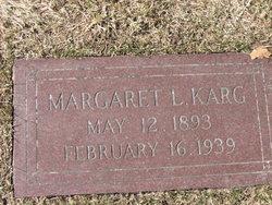 Marguarite <I>Bucher</I> Karg