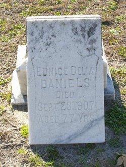 Eunice Lily Delia <I>Graham</I> Daniels