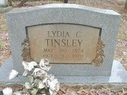 Lydia <I>Camp</I> Tinsley