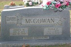 James Wesley McGowan