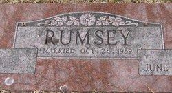 Elmo E. Rumsey
