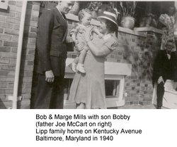"""Robert Arthur """"Bob"""" Mills, Sr"""