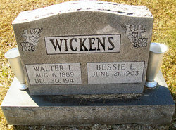 Walter Lee Wickens