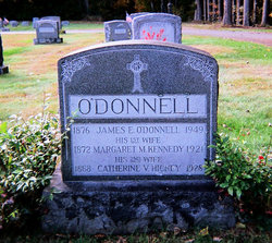 James E O'Donnell
