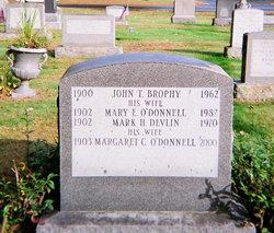 Margaret C <I>O'Donnell</I> Devlin