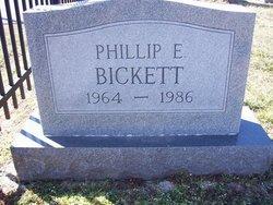 Phillip E Bickett