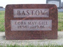Cora May <I>Cornwell</I> Bastow